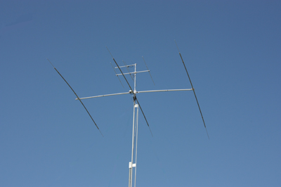 Simple beam antenna with SB6-2 option