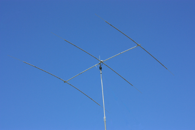 how to change the frequency of an antenna